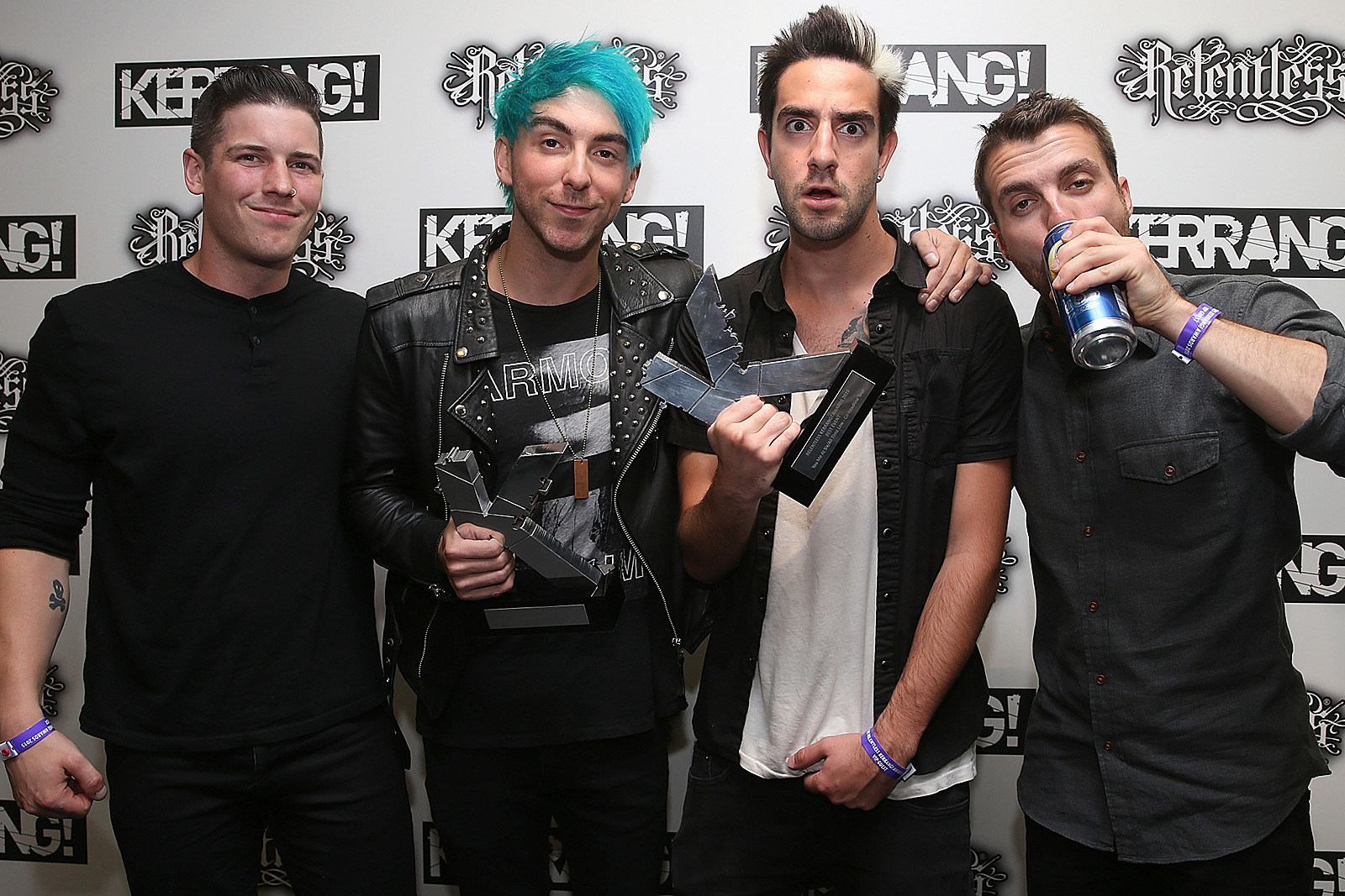 All Time Low In Store Signing This Saturday At Bull Moose Video