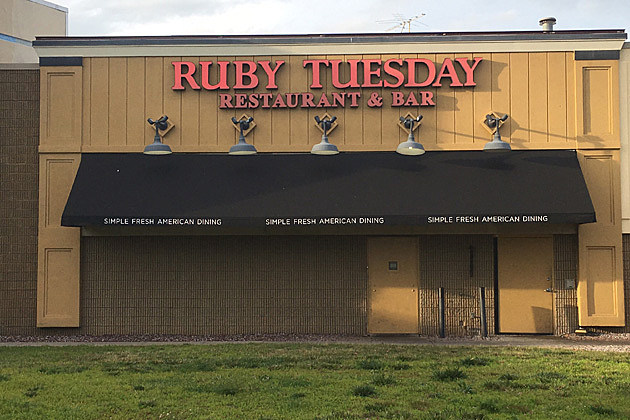 Ruby Tuesday Closes Three Maine Locations