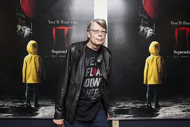 Stephen King turns 70, Sept. 21 2017